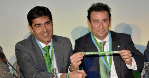 López Catalán y Haro prometen un gran Betis.