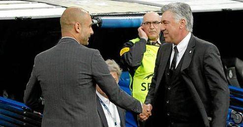 La siguiente parada de Guardiola podr�a ser el Manchester City.