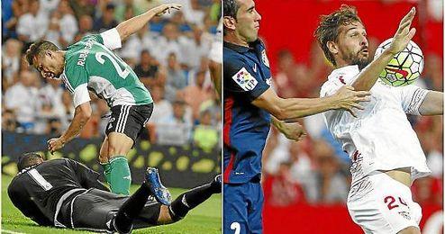 El Betis recibirá al Real Madrid y el Sevilla visitará el campo del Atlético.