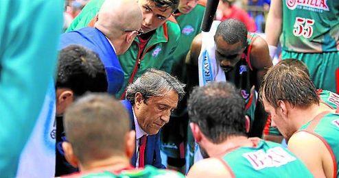 El Club Baloncesto Sevilla tiene en este final de la primera vuelta un calendario asequible para aspirar a cotas mayores.