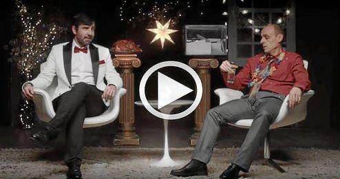 """Imagen del anuncio de lanzamiento de """"Noche de Paz""""."""