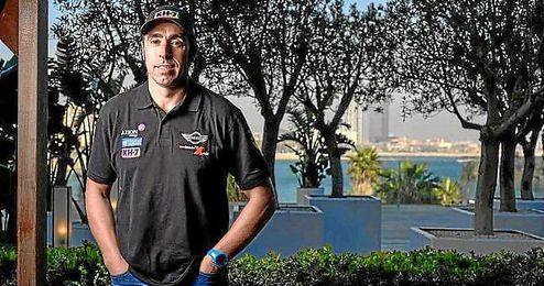 Nani Roma llega al Dakar con la intención de sumar su tercer entorchado.