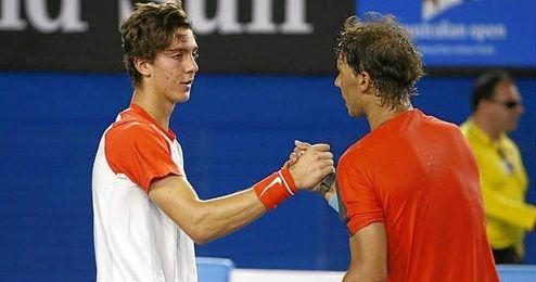 """""""Estoy seguro de que esto es sólo un pequeño contratiempo y que esto es la mejor opción a largo plazo"""", comentó el tenista."""