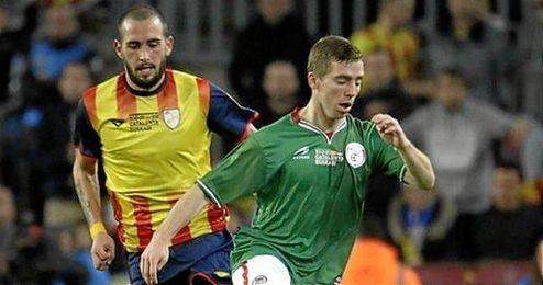 Con esta victoria, Euskadi sigue con su dominio sobre Catalunya en las doce oportunidades en las que se han enfrentado.