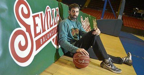 Berni Rodr�guez posa para ESTADIO Deportivo en San Pablo.