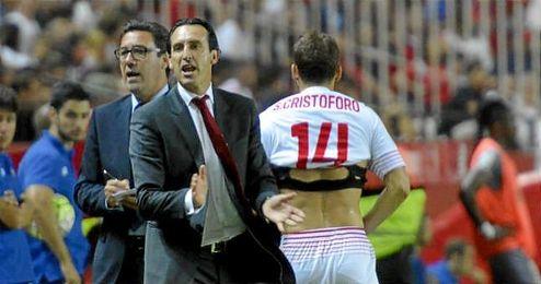 Cristóforo convenció ante el Espanyol.