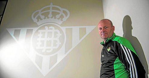 """""""A 2016 le pido que el 16 de mayo el Betis esté en Primera""""."""
