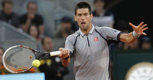 Djokovic en una imagen de archivo