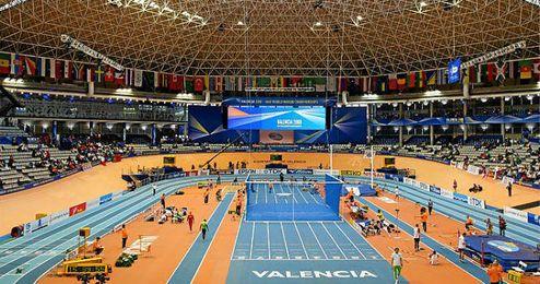 El Gran Premio ´Ciudad de Valencia´ tendrá lugar el 13 de febrero en el Palau Velòdrom Lluis Puig.