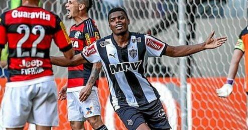 Jemerson de Jes�s, central de Mineiro, quiere dar el salto a Europa.