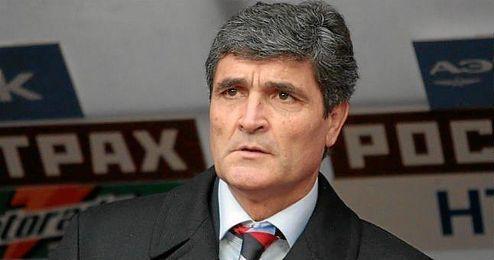 Juande Ramos es uno de los candidatos al banquillo del Betis.
