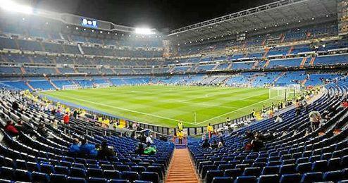 El Santiago Bernabéu fue el estadio más visitado por los turistas extranjeros en 2015.
