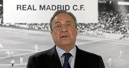 """""""En consecuencia el Real Madrid recurrirá esta decisión de FIFA en todas las instancias deportivas por considerarla absolutamente improcedente""""."""