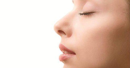 La nariz puede ser un indicador de que se está enunciando una mentira.
