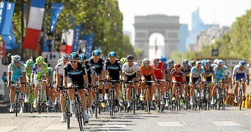 Alemania, vecina de Francia, a menudo rival y en los últimos años aliada, ha sido también un terreno de expresión del Tour.