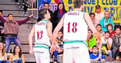 El Baloncesto Sevilla necesita rendimiento en la zona de base.