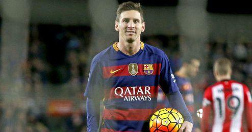 Messi sólo tiene molestias y se espera su presencia en Copa.