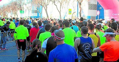 El Medio Marat�n de La Cartuja, que se correr� el 31 de enero, contar� este a�o con 6.000 dorsales.