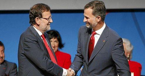 """Mariano Rajoy: """"Mantengo mi candidatura a la presidencia"""""""