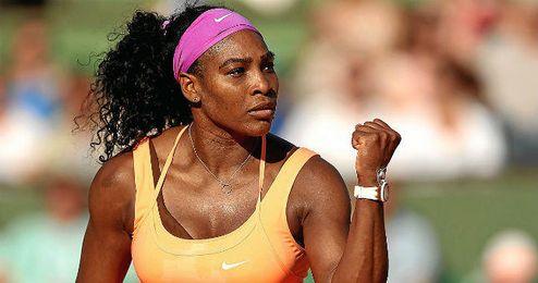 Serena Williams pasa a la siguiente fase.