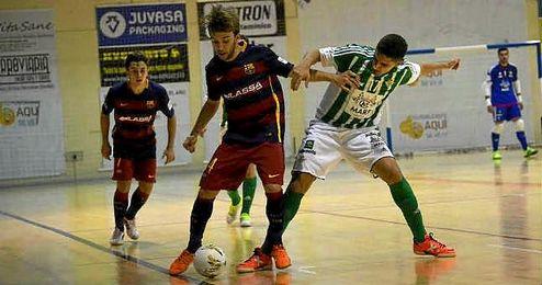 Victoria importantísima que hace que el Real Betis FSN sume 22 puntos tras 16 jornadas disputadas.