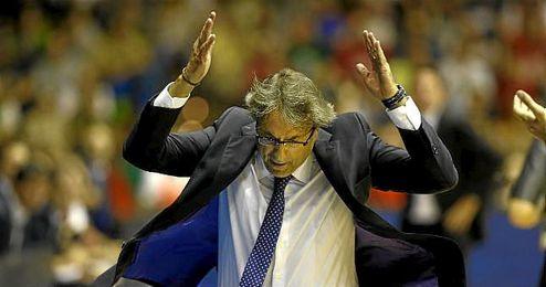 Ser� un encuentro especial para Casimiro, que debut� como t�cnico de la ACB con el Manresa en la temporada 1997-98.