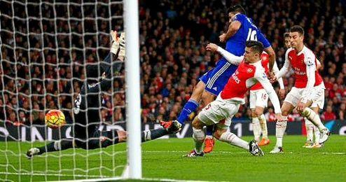 El Arsenal es el rival del Barcelona en los octavos de final de la Liga de Campeones.