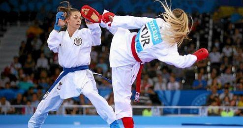 Ferrer, medallista de bronce europea, se impuso en la final a la ucraniana Aznhelika Terluyga.