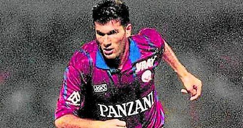 El Zidane del Girondins.