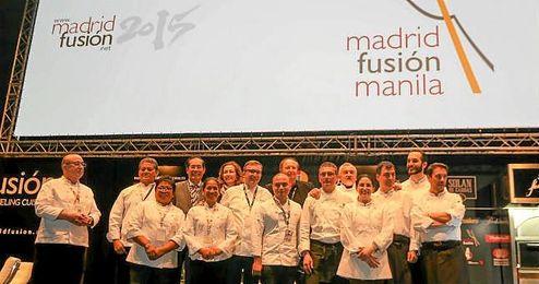 Imagen de la edición de Madrid Fusión de 2015.