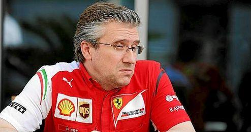 Fry coincidirá en Manor con Nikolas Tombazis, nuevo jefe de aerodinámica, con el que trabajó en Ferrari.