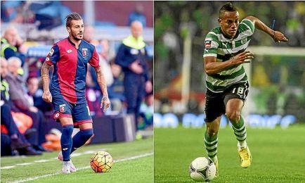El Sevilla ofrece dinero más Diogo por André Carrillo.