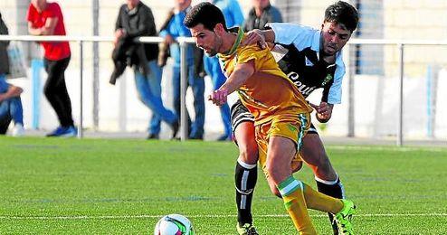 El centrocamista andaluz Kiki, jugador del Gerena, dio la victoria final con un golazo en la prolongaci�n.