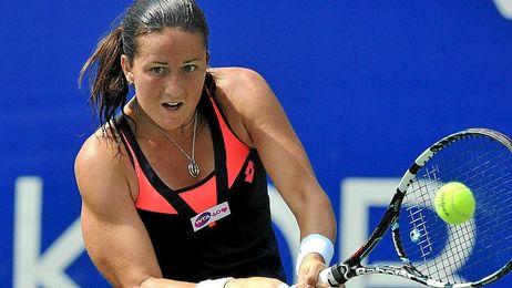 La tenista española, Arruabarrena, asegura que no ha amañado un partido de tenis en su vida.