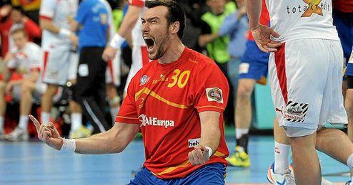 La selección española se medirá a Croacia en semifinales.