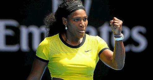 Serena Williams se jugar� el t�tulo ante Angelique Kerber.
