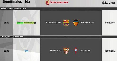 Ya hay día y hora para el Sevilla FC-Celta