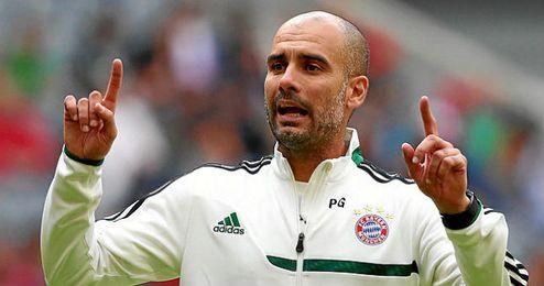 Guardiola dejar� el Bayer a final de curso.