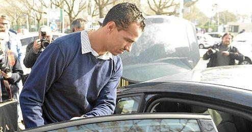 El Betis podrá firmar al delantero brasileño Leandro Damiao.