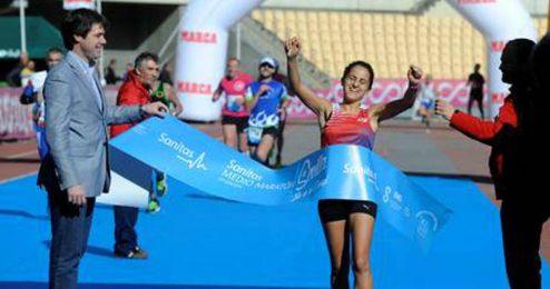 Mari Carmen Ledesma ganó la categoría femenina.