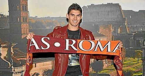 Perotti nuevo jugado de la Roma