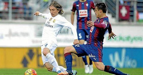 """Modric: """"Cada consejo de Zidane es un tesoro"""""""
