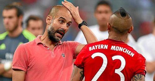 En las �ltimas semanas se han sucedido diversas informaciones acerca de presuntos problemas entre Guardiola y su equipo.