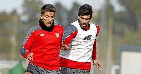 Fazio podría ser titular en Vigo.