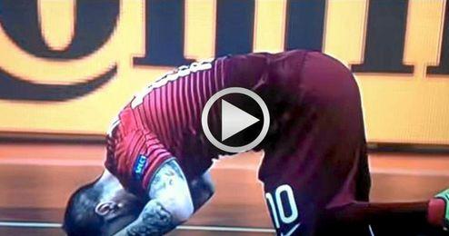 (Video) Ricardinho marca el golazo del a�o