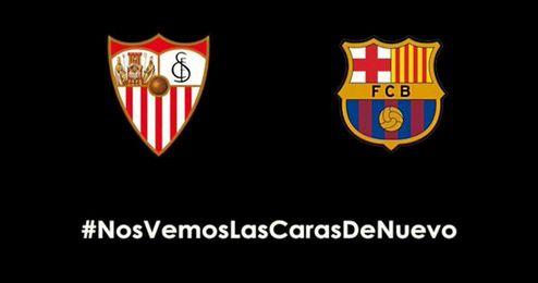 El Sevilla tiene un nuevo objetivo: la Copa.