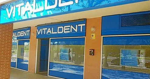 Imagen de un establecimiento de Vitaldent.