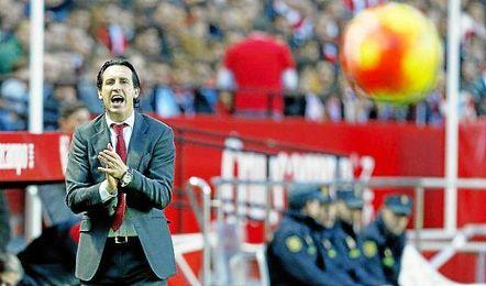 Emery también ha hablado de la final de Copa.