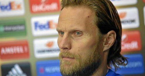 Esta eliminatoria podr�a suponer el final de la carrera del capit�n de los noruegos.