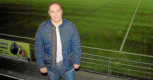 Rafael Repetto, candidato a la presidencia del Alcalá.